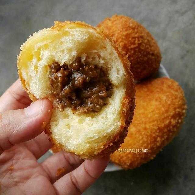 Resep Roti Goreng Terenak Yg Pernah Sy Makan Oleh Xander S Kitchen Resep Resep Resep Roti Masakan
