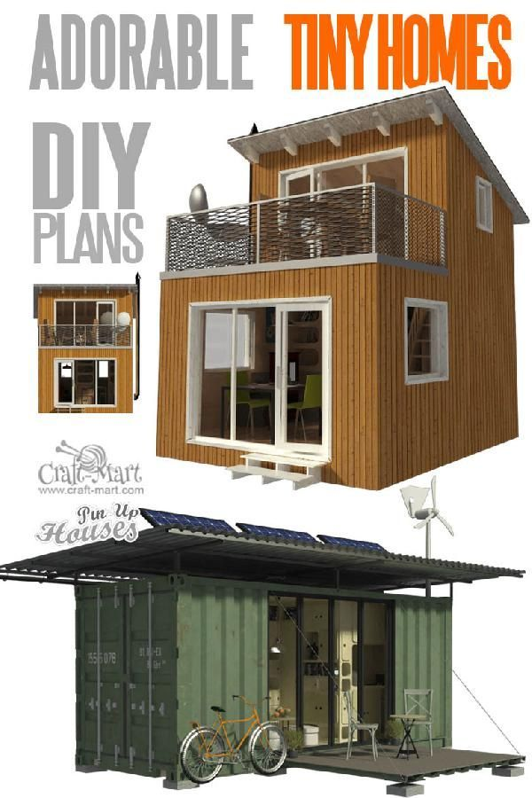 Unique Small House Plans Tiny Homes Cabins Sheds Craft Mart Small House Plans Small Cabin Plans Unique Small House Plans