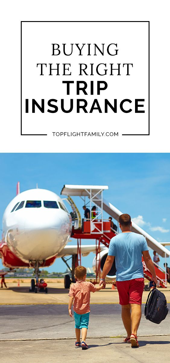 While sunscreen, passports and clothes may top your list, trip insurance is something that many of us forget about. Here's how to get the right coverage.