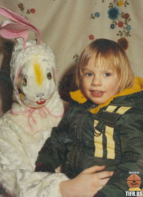 Best CrEaster Images On Pinterest Bunny Rabbit Silly Rabbit - 26 creepy easter bunnies