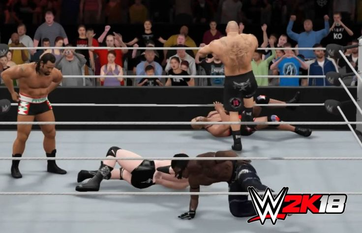 What to Expect from WWE 2K18