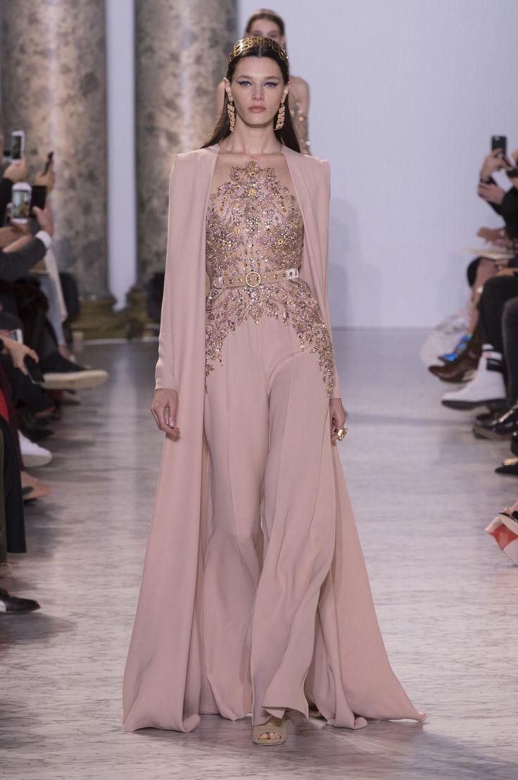 Défilé Elie Saab Printemps-été 2017 Haute couture - Madame Figaro