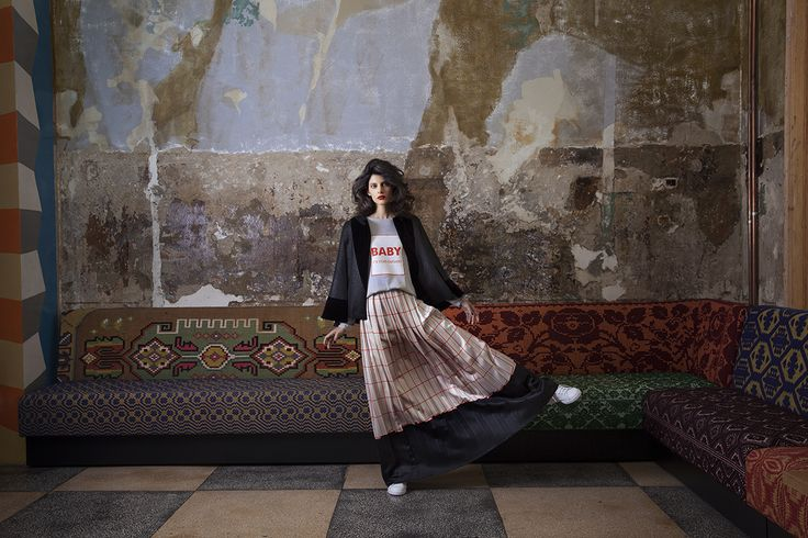 Corina Olaru photography for Venera Arapu fashion collection.