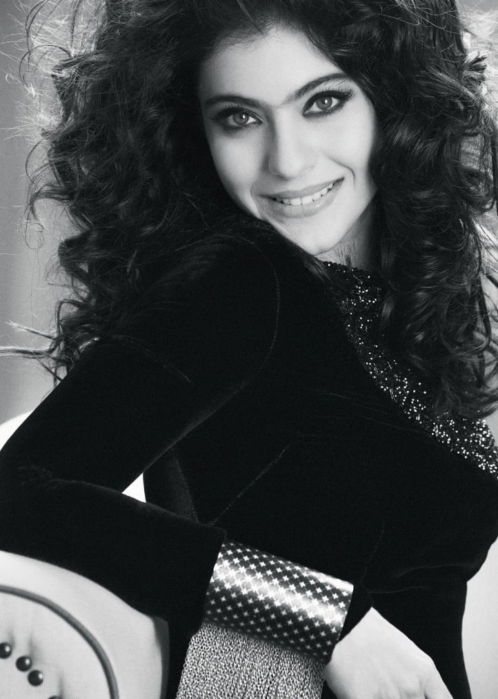 Kajol for the cover shoot of FILMFARE magazine June issue.