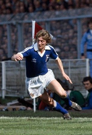 Clive Woods Ipswich Town 1978