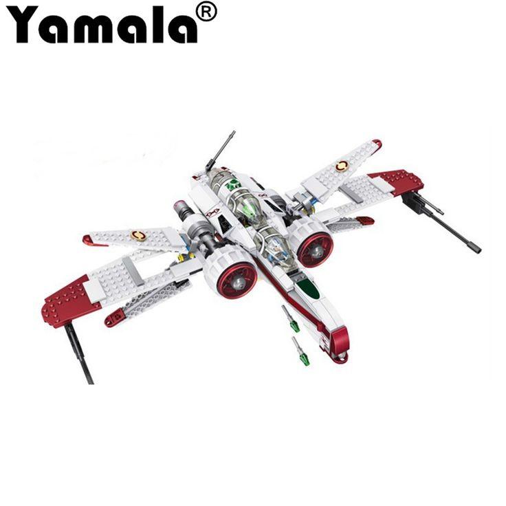 2017 [Yamala] Star Wars Arc-170 Starfighter Assemble Clone Building Blocks Starwars Toys For Children Compatible Legoe Starwars