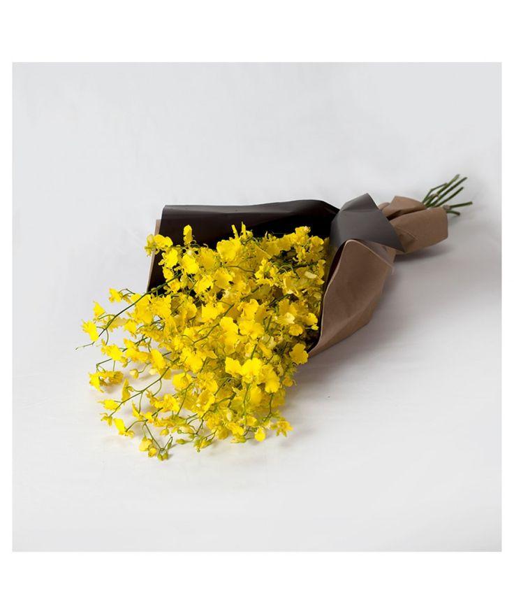 Allergy Friendly Wrap - Subscription Wraps - Oncidium Dancing Lady Orchids