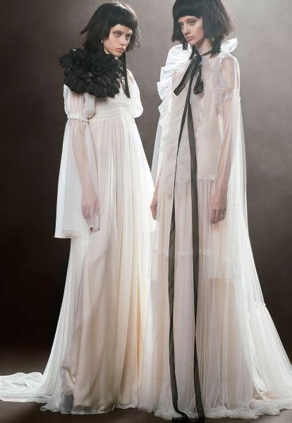 Robes de mariée Vera Wang 2018 : une collection atypique et totalement différente Image: 2