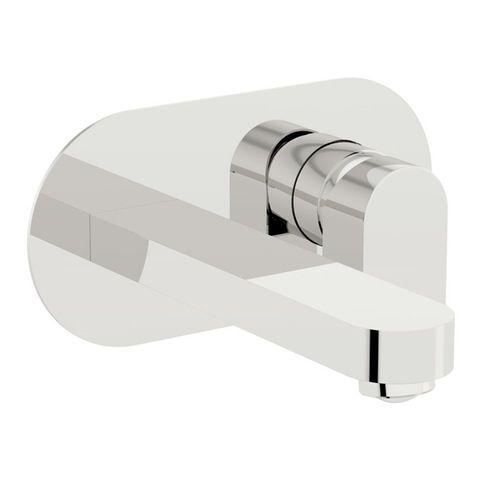 Mode Erith wall mounted bath mixer tap   VictoriaPlum.com
