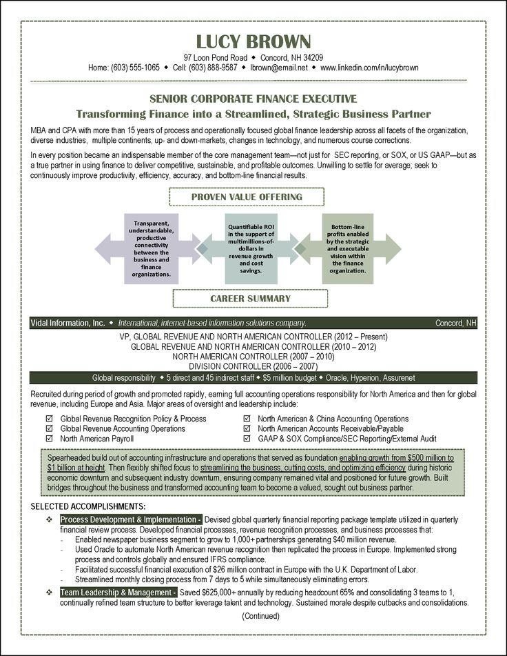 national award winning executive resume examples executive cover letter examples infographic resume examples executive biography examples and - Cover Letter Examples Finance