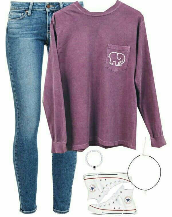 33 Incredibly Cute Back to School Outfits for High School – #cute … – Laticia Wing