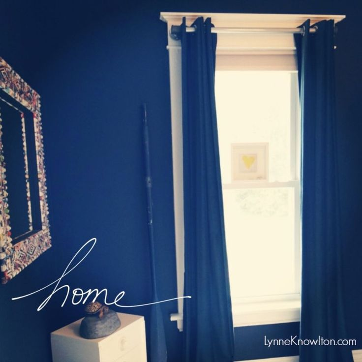 DIY: How to Make a Gorgeous Curtain Rod From a Pipe. For Reals!