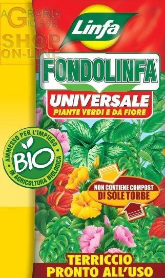 LINFA TERRICCIO UNIVERSALE LT. 80 PER PIANTE E FIORI http://www.decariashop.it/terricci/9177-linfa-terriccio-universale-lt-80-per-piante-e-fiori.html
