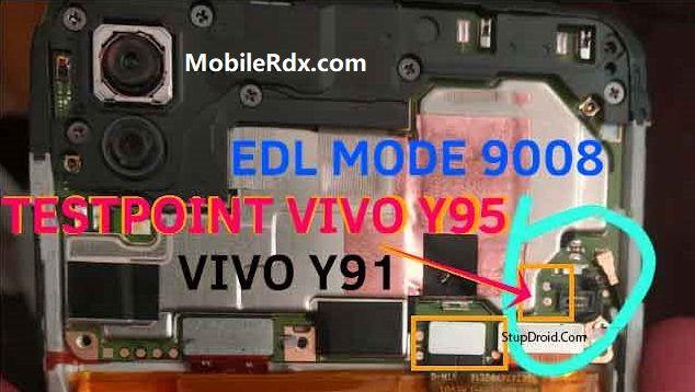 Vivo Y95 Test Point Boot Vivo Y95 Into Edl 9008 Mode MobileRdx