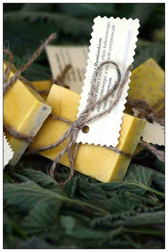 Organic natural handmade vege soap by AlSaponeHandmadeSoap on Etsy