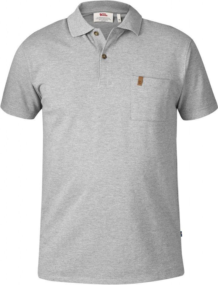 Fjellreven Övik Pique Shirt - Skjorter - Herre