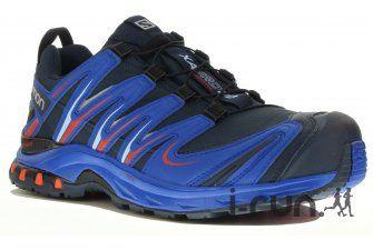 Salomon XA PRO 3D Gore-Tex M pas cher - Chaussures homme running Trail en promo