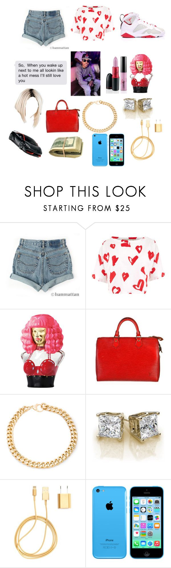 """""""On tour with August leaving the crib"""" by august-alsina-123 ❤ liked on Polyvore featuring Levi's, Être Cécile, Nicki Minaj, Louis Vuitton, Alessandra Rich and PhunkeeTree"""