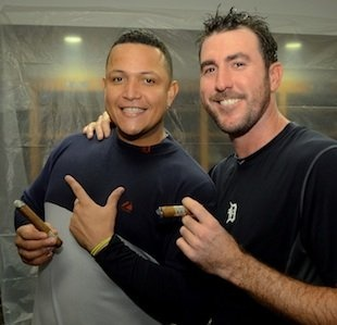 Miggy & JV (Getty Images)