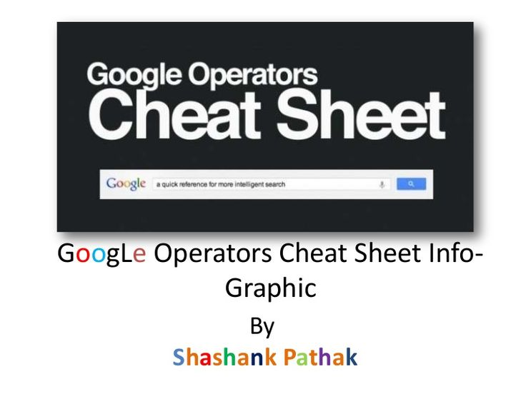 This PPT contains some secret about Google.