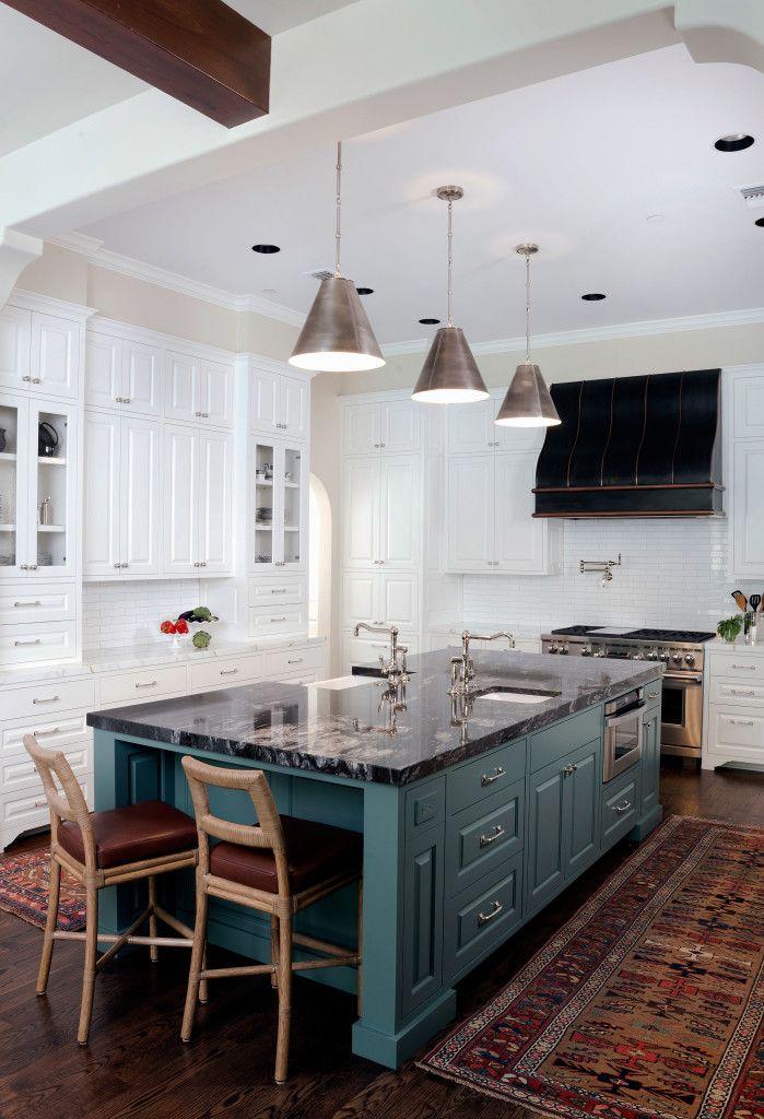 Kitchen Island 2015 best 20+ painted island ideas on pinterest | blue kitchen island