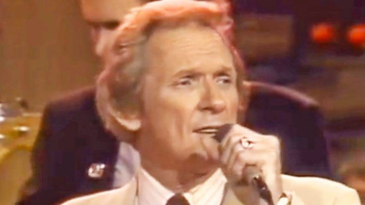 Watch The Brilliantly Talented Mel Tillis Sing The Hit Song He Wrote For Kenny Rogers | Classic Country Music Videos