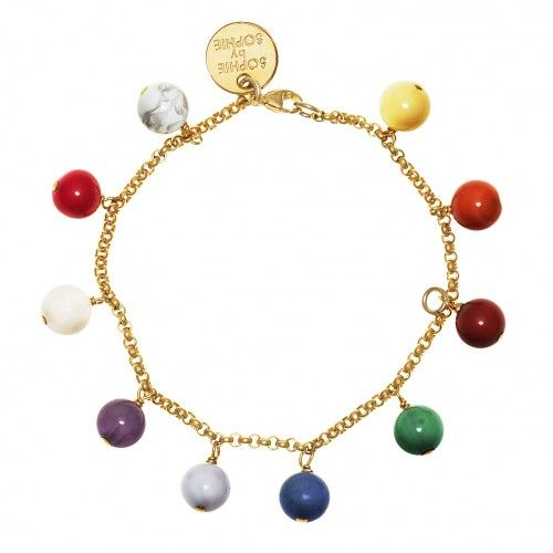 Childhood bracelet worn by Crown Princess Victoria and Queen Silvia from Sophie by Sophie