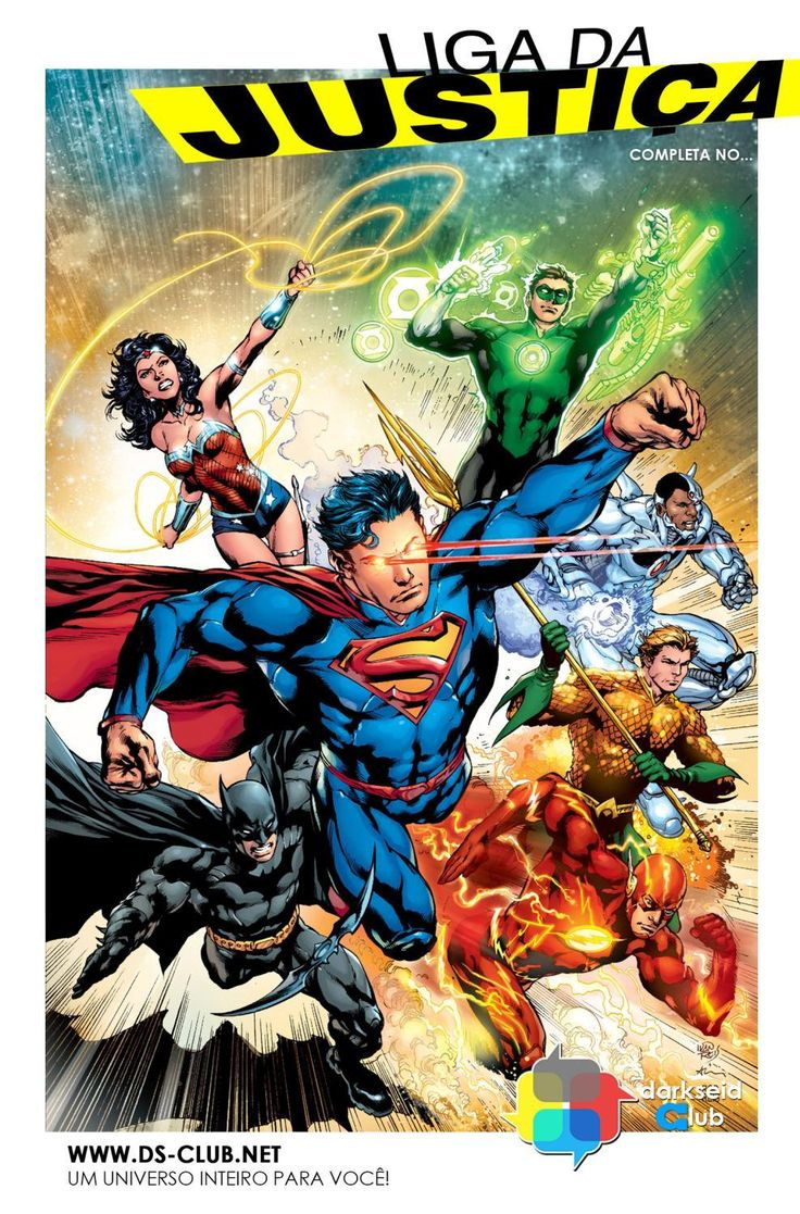 HQBR - DC Rebirth - Liga da Justiça - Capitulo #5