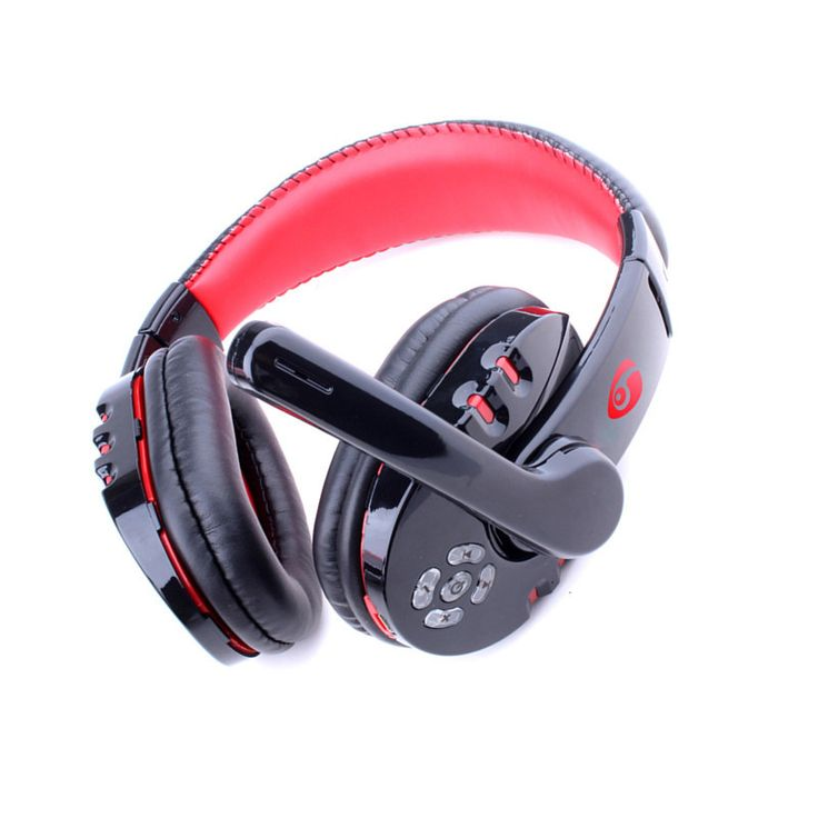 Wireless Bluetooth Stereo Headband Headset Ovleng V8-1 Portable fones de ouvido Headphones With External Mic For Phone Mp3 Music