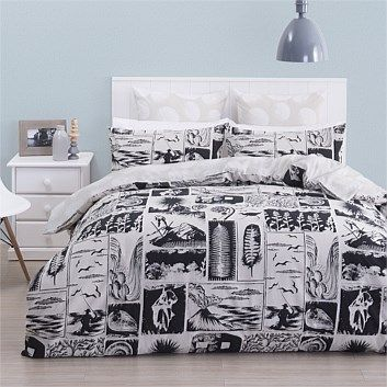 Briscoes - Abode Great Outdoors Duvet Cover Set