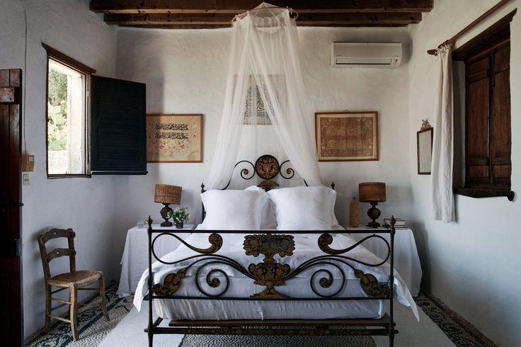 Greek vacation home of Jasper Conran via The Wall Street Journal (photography by Magnus Mårding):