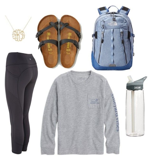 so excited got Chacos and this backpack which is coming tomorrow :) first&only Monday I am excited for! by cute7373 on Polyvore featuring American Eagle Outfitters, The North Face, Argento Vivo and CamelBak