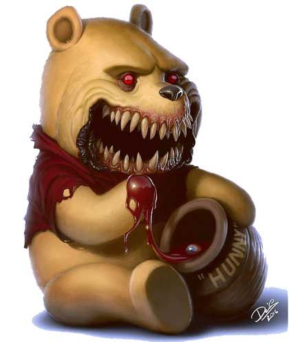 Childhood Monsters - Tattoo Spirit