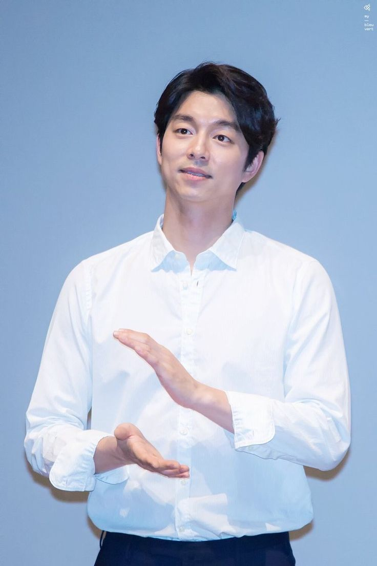 Gong yoo black and white dresses