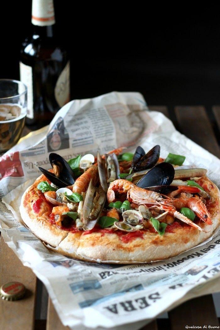 """qualcosa di buono: La pizza di mare , l'acqua """"iodata"""" e la sfida MTC..."""