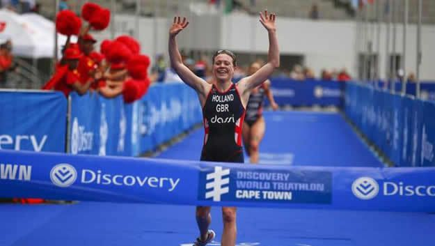 Dassi bikes are ridden by some of the world's best triathletes, including Britain's very own Vicky Holland, who in April 2015 won gold at the WTS Cape Town.