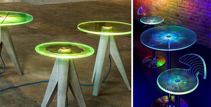 Мебель из акрила / оргстекла, прозрачная мебель - Акрилайс