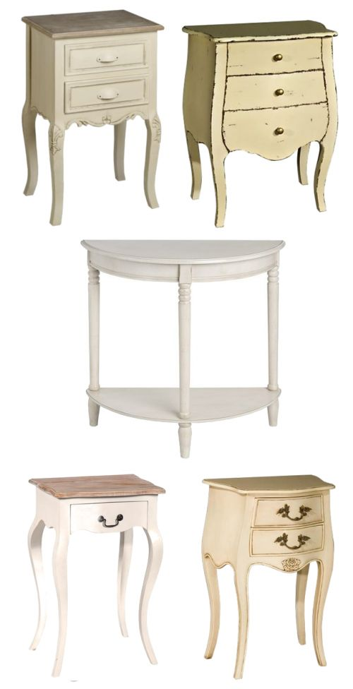 Attractive French Country Furniture