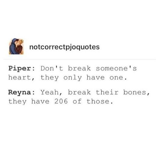 *Piper and Reyna high five each other*