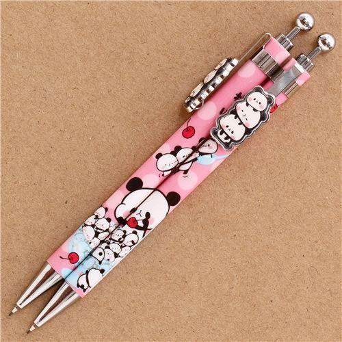 47 best kawaii mechanical pencils images on pinterest mechanical pink kamio mochi panda cherry mechanical pencil from japan gumiabroncs Gallery