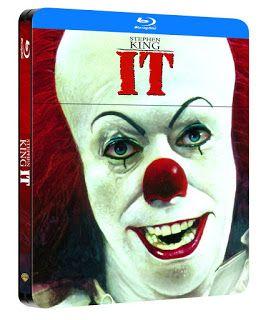 STEPHEN KING ONLY: IT - La miniserie in Blu-Ray dal 20 ottobre