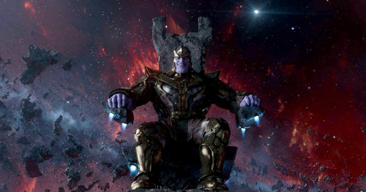 Avengers #Infinity War footage shows Thanos throwing a planet #Celebrity #avengers #footage #infinity #planet