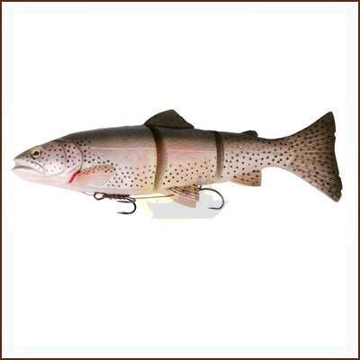 Savage Gear 3D Trout Line Thru Swimbait  SS 20cm