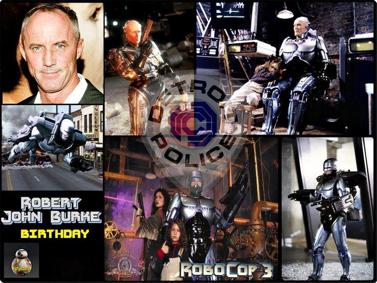 Robert John Burke // Happy 55 birthday