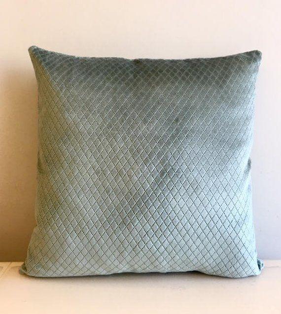 Mint Velvet Throw Pillows, Velvet