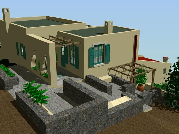 Κατοικία στη Τζια