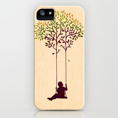 The tree from your childhood iPhone & iPod Case