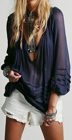 Boho chic bohemian boho style hippy hippie chic | Shop @ CollectiveStyles.com