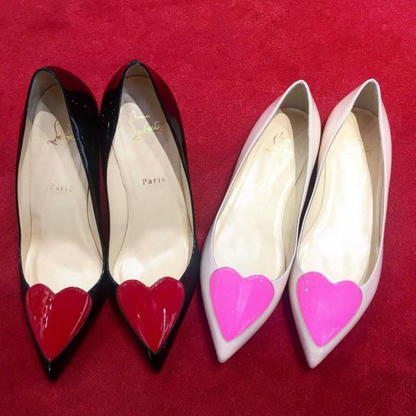 Down with love @louboutinworld