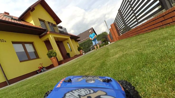 4x4 off road buggy - gopro FPV